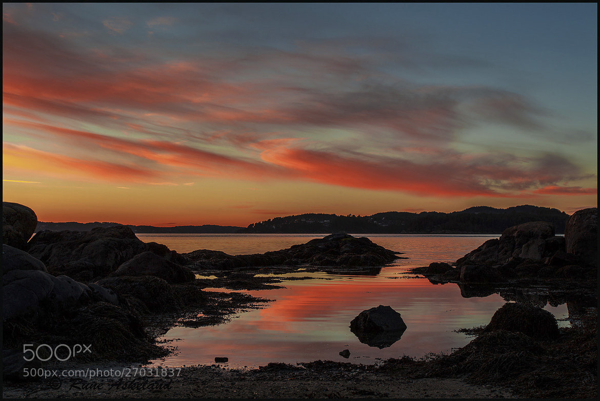 Photograph Evening colors by Rune Askeland on 500px
