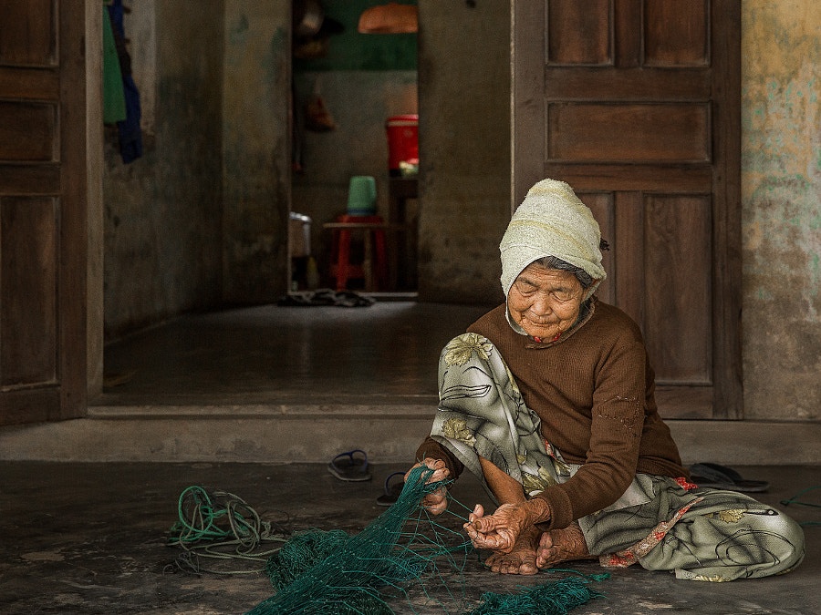 Vietnamese woman by Inge Schuster on 500px.com