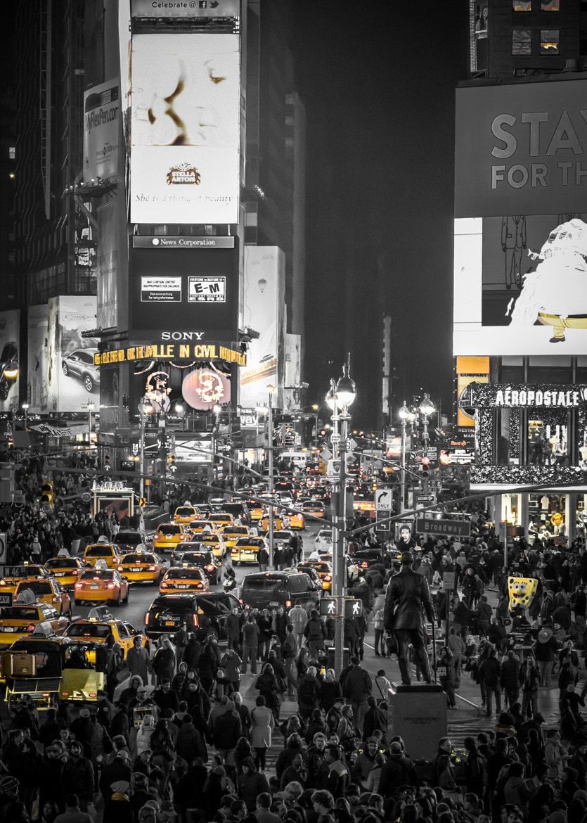Photograph NYC cabs by Mike Kremer on 500px