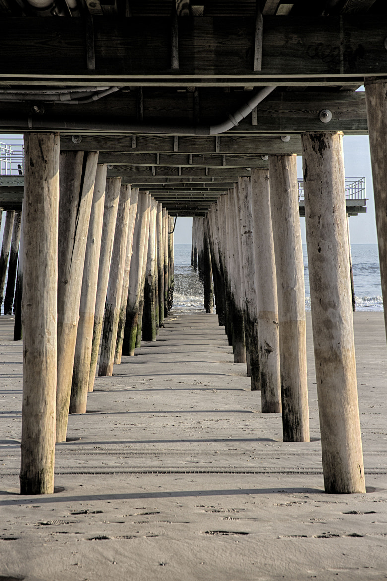 Photograph Under the Pier by Sonny Hamauchi on 500px