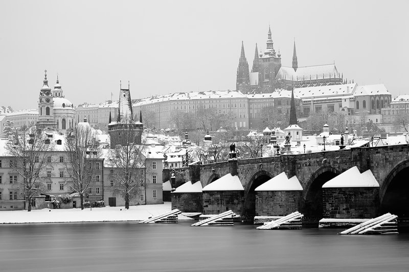 Photograph Prague Castle by Martin Rak on 500px
