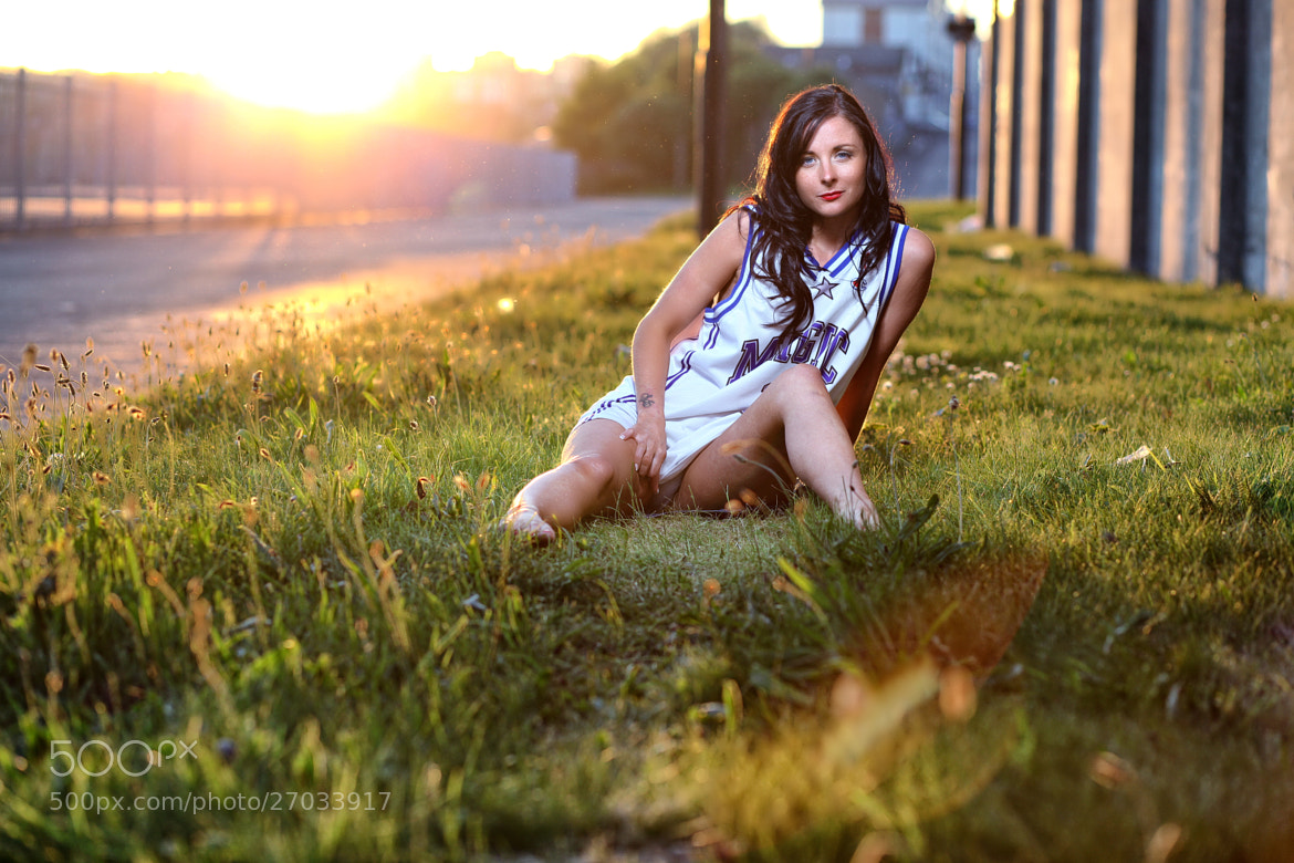 Photograph debbie sunset by Neil Arcus on 500px