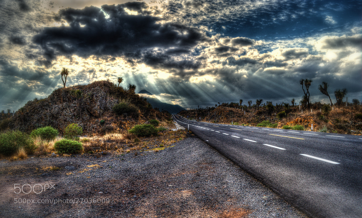 Photograph Roadtrip (into the land of the dreaming) 2 by Erick Garcia Garcia on 500px