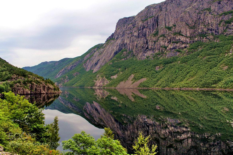 Photograph Mirror Lake  by Julia  Apostolova on 500px