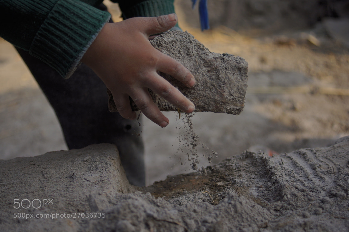 Photograph soft hands, hard works by Afzal Khan on 500px