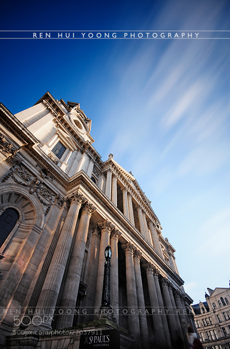 Photograph St. Paul's by Ren Hui Yoong on 500px