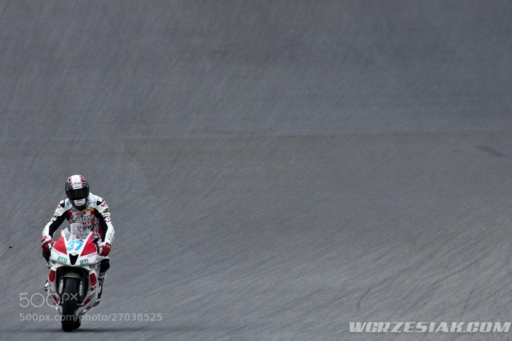 Photograph The Wall by Wojciech Grzesiak on 500px