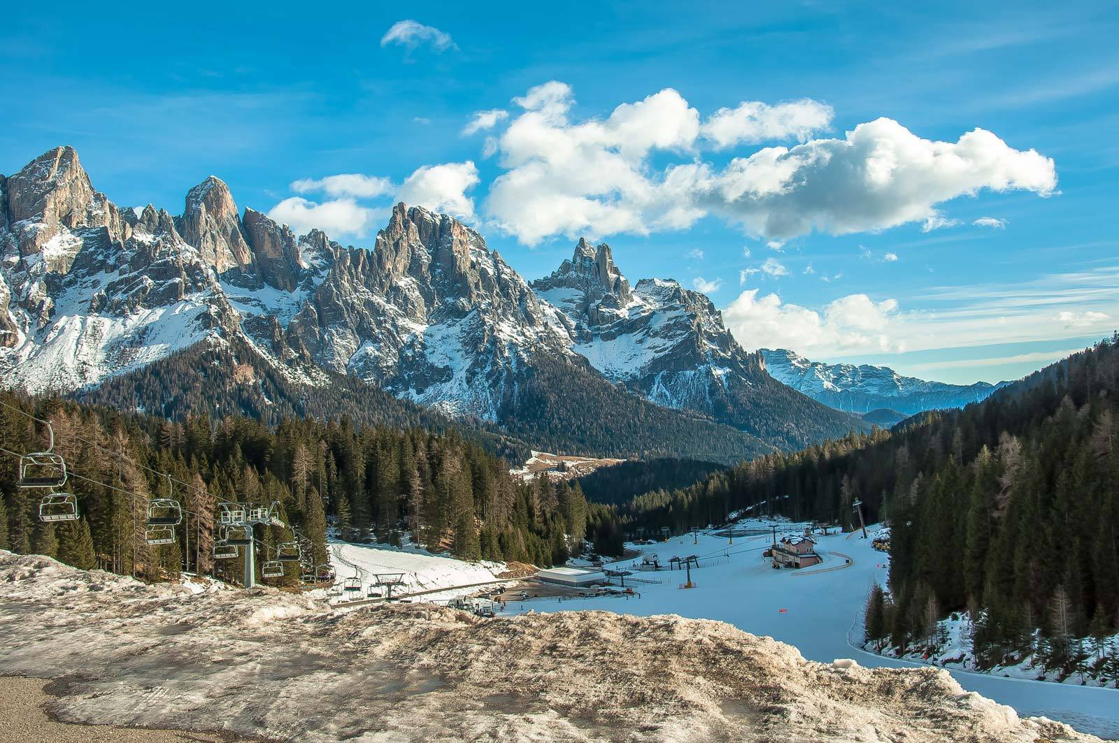 Photograph winter panorama by Paolo Zambra on 500px