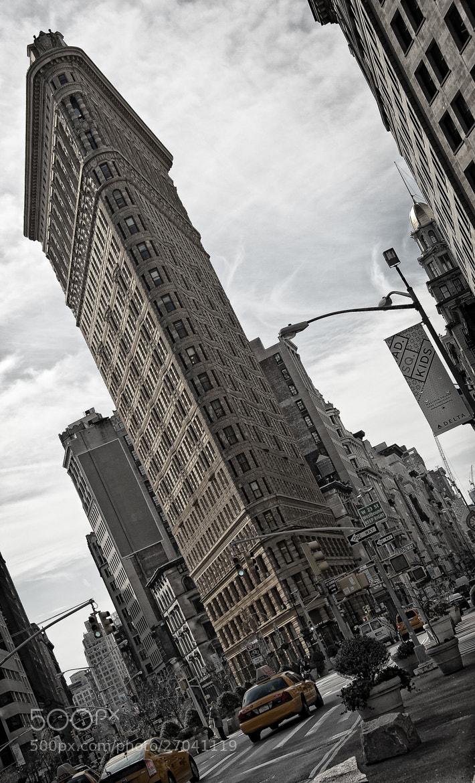 Photograph Flatiron building by Chema Ocaña on 500px