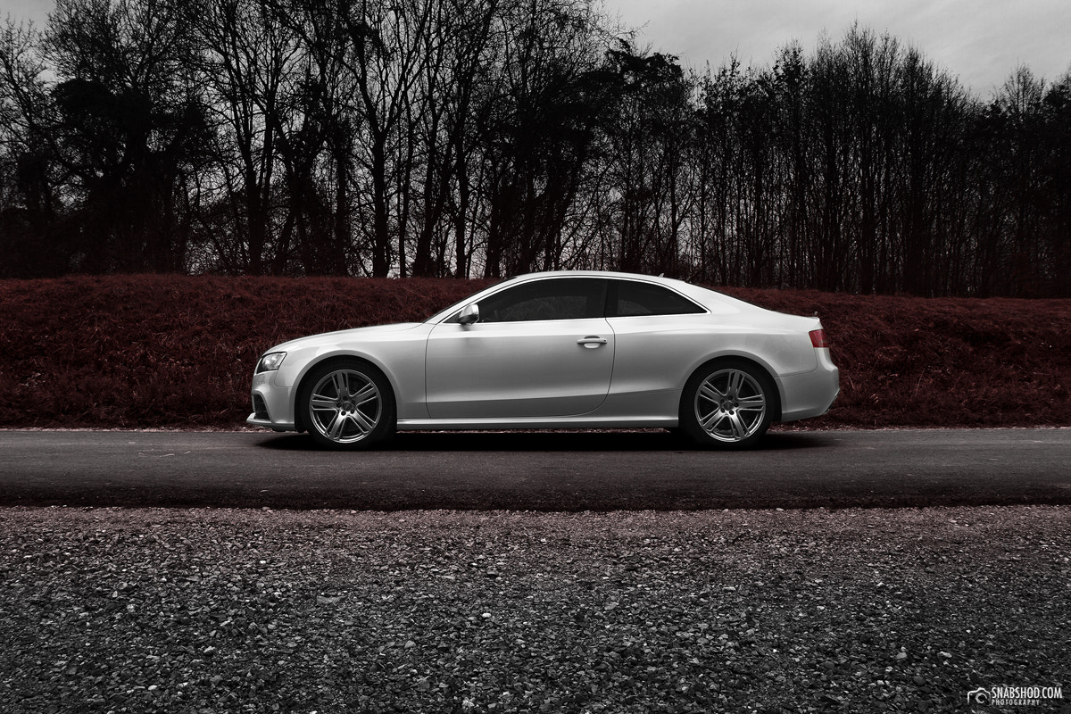 Photograph Audi RS5 Coupe Suzukagrey - 4 by Daniel Böswald on 500px