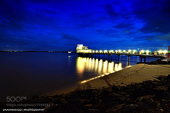 Photograph Blue Hour by Iman Hanggi on 500px