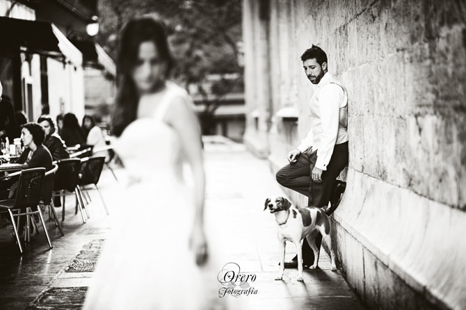 Photograph Me, You & Dog by Manuel Orero on 500px