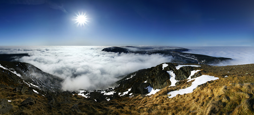 Photograph Sea of Clouds by Karol Nienartowicz on 500px