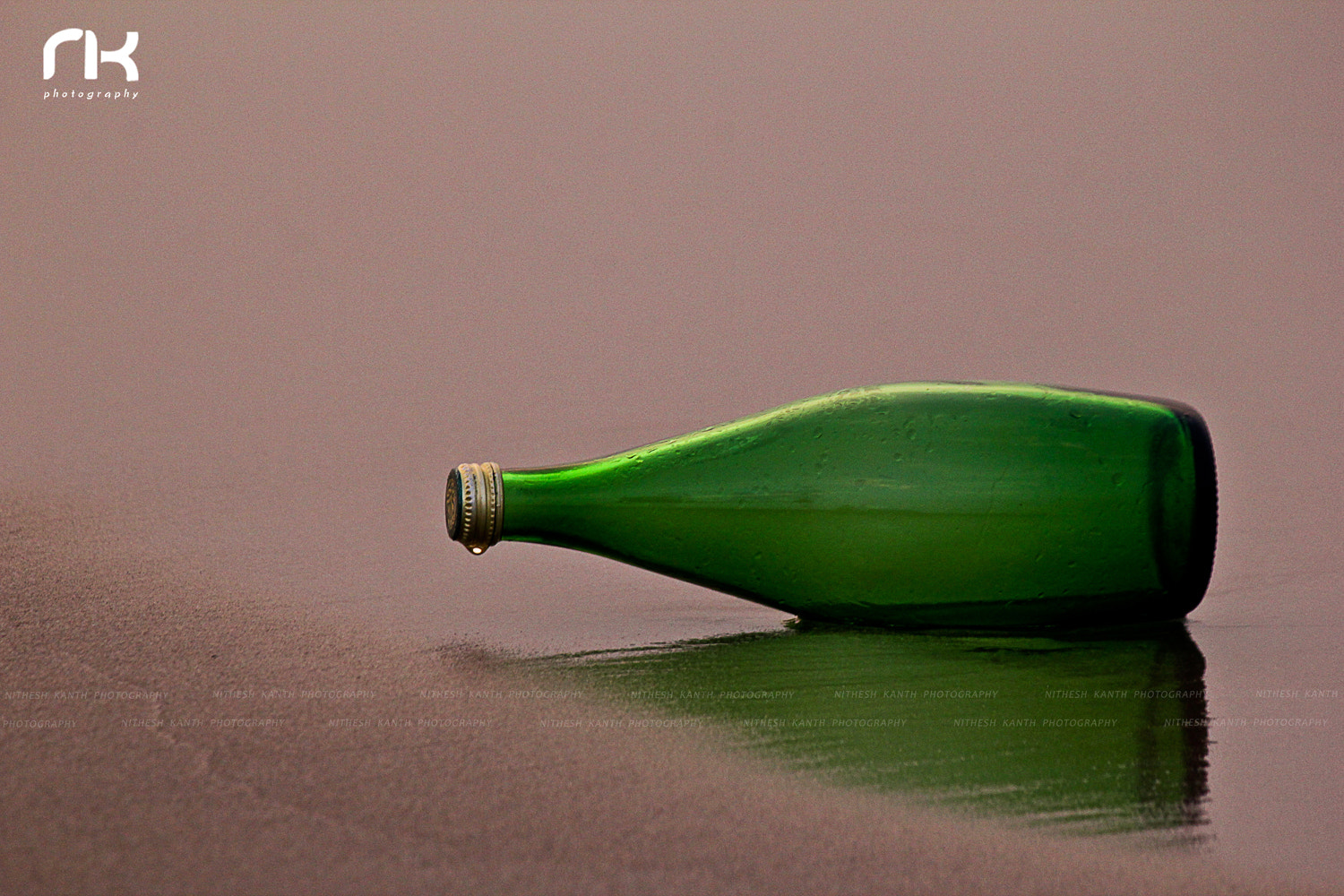 Photograph Message in a bottle... by Nithesh Kanth on 500px