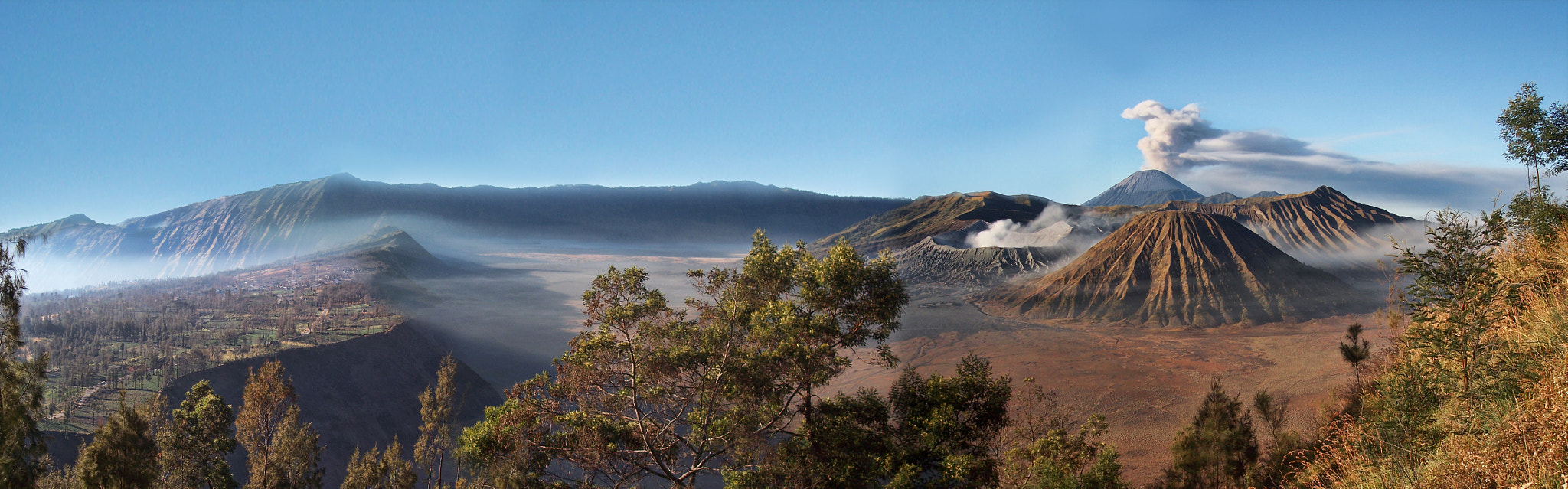 Photograph Bromo's Wide Side by Igor Pilawski on 500px