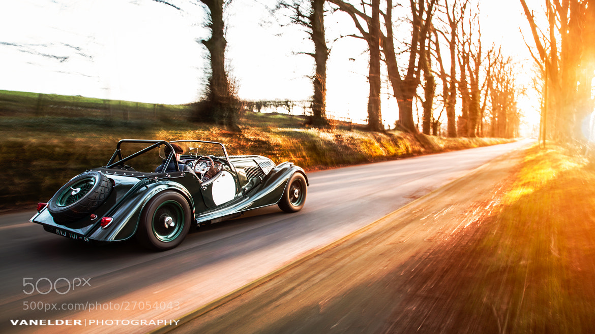 Photograph 1950's Morgan by Barry Elder on 500px