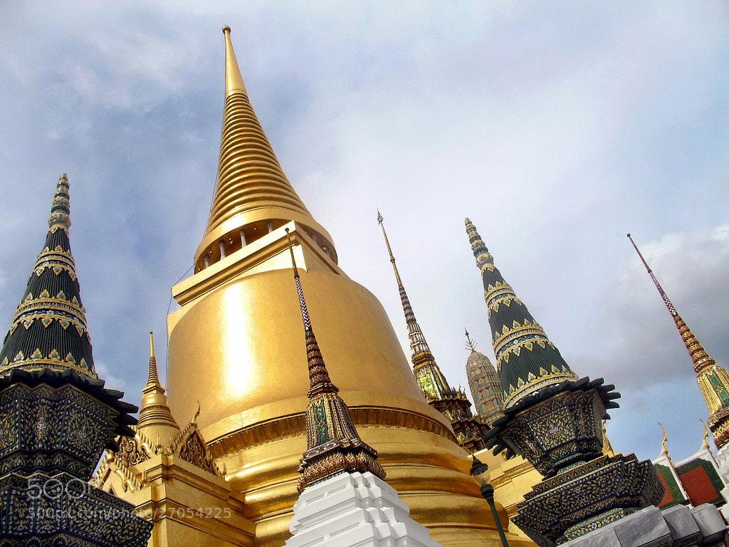 Photograph Wat Prah Kaew by Mister Mark  on 500px