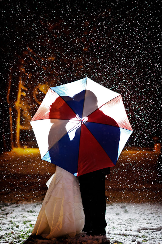 Photograph New Hampshire Winter Wedding by Doug Levy on 500px