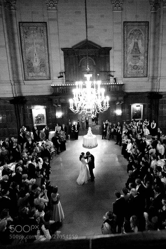 Photograph Harvard Club Boston by Doug Levy on 500px
