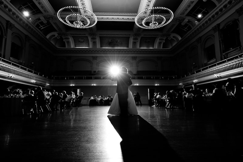 Photograph Mechanics Hall, Worcester MA Wedding by Doug Levy on 500px
