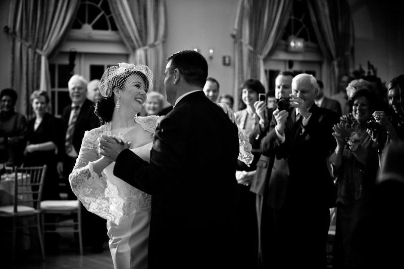 Photograph Milton Hoosic Club Wedding by Doug Levy on 500px