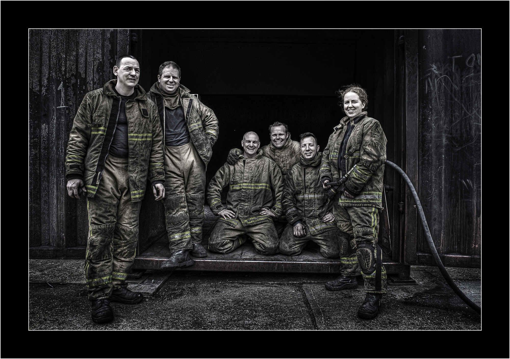 Photograph The Training Team by Kevin Sharpe on 500px