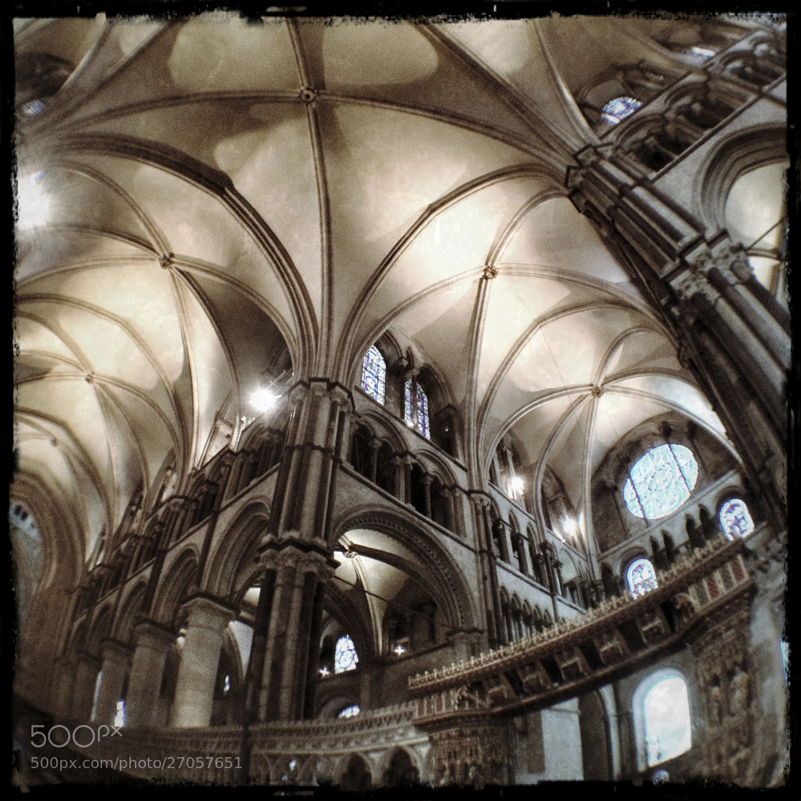 Photograph Canterbury cathedral (UK) by Boris TheSpider on 500px