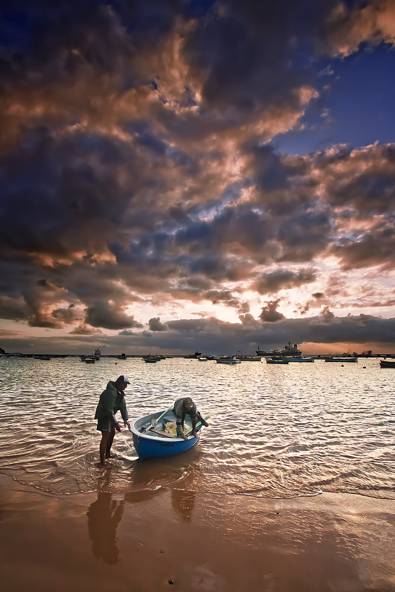 Photograph Fishermen by Marcos Zafra on 500px