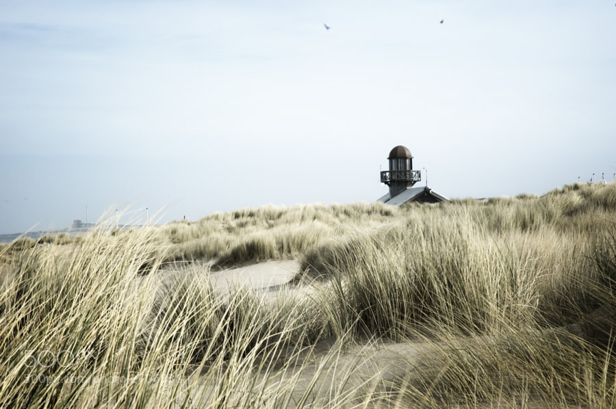 Photograph Belgian Coast by john wine on 500px