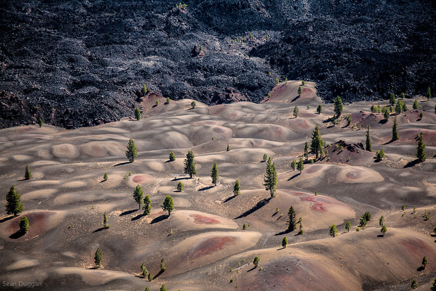 Photograph Fantastic Lava Beds & Painted Dunes by Sean Duggan on 500px