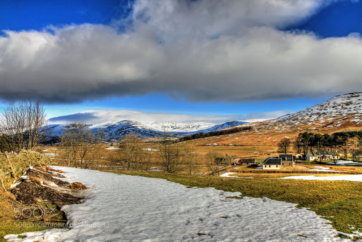 Photograph Glen Clova by Hilda Murray on 500px