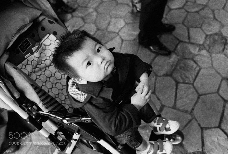 Photograph Babyface by Ryan Cabal on 500px