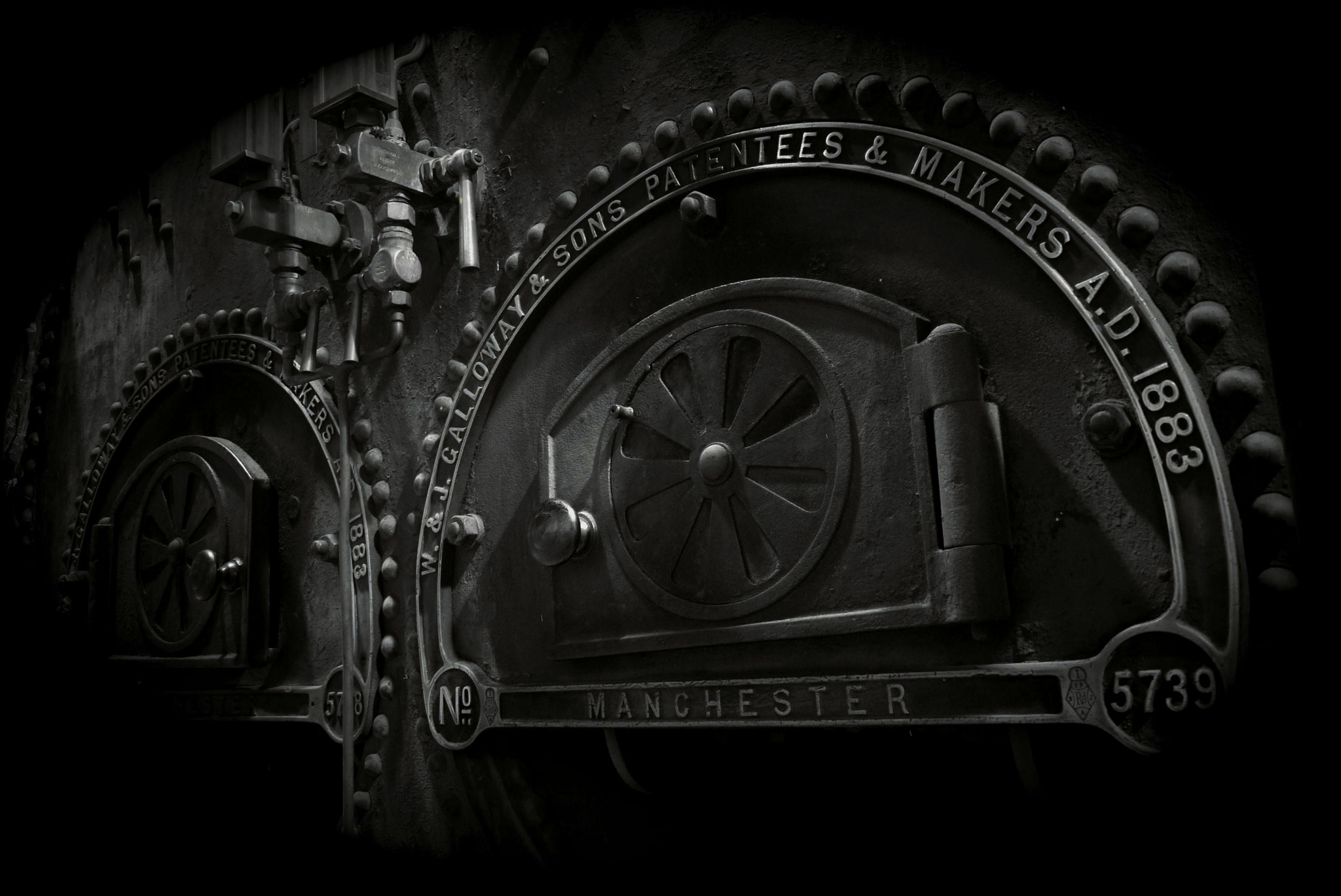 Photograph Lancashire boiler by John Flick Purchase on 500px