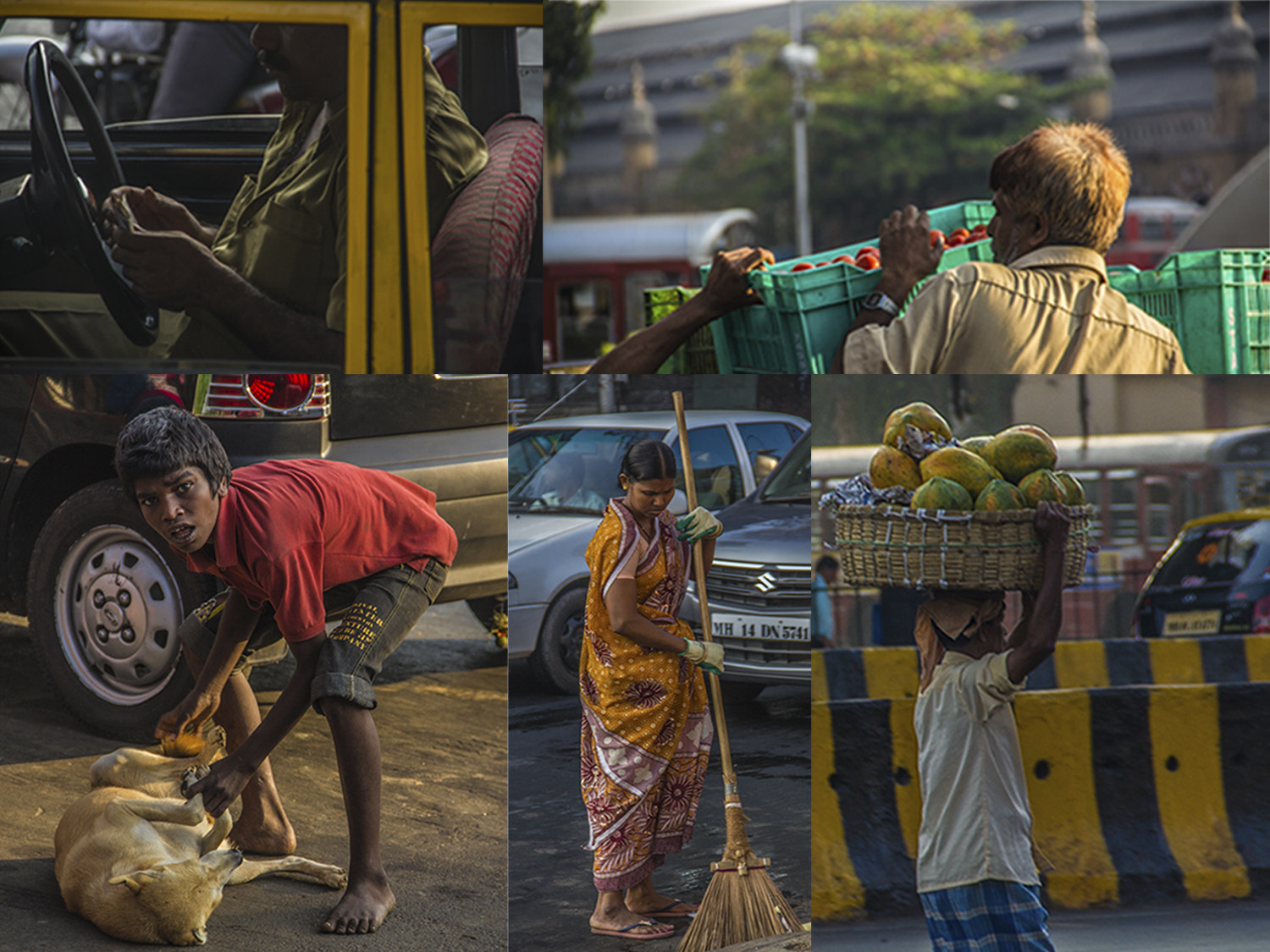 Photograph Morning. People. Mumbai by Swapnil Sonawane on 500px