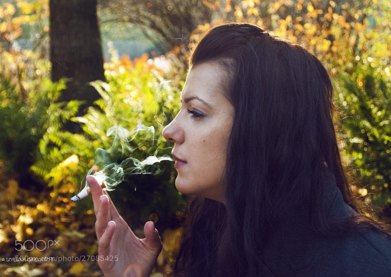 Photograph smoke by Lorena Melinda Photography on 500px
