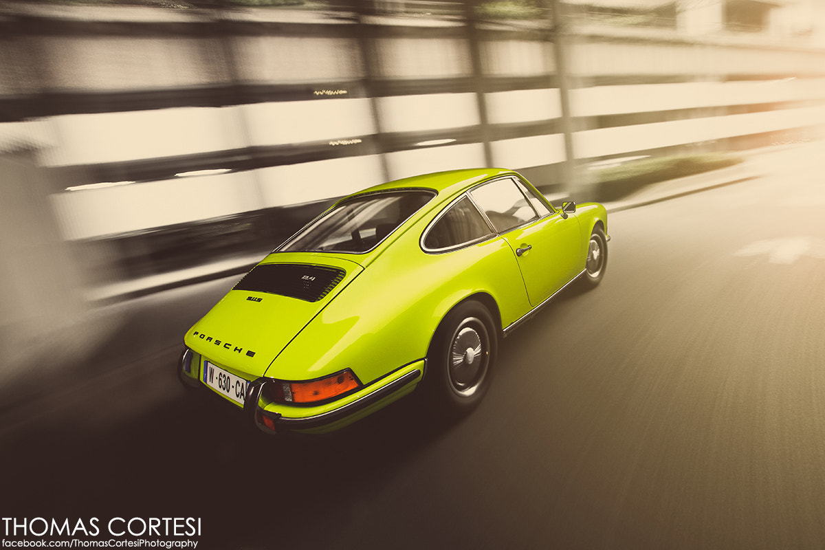 Photograph Porsche 911 2.4 S by Thomas Cortesi on 500px