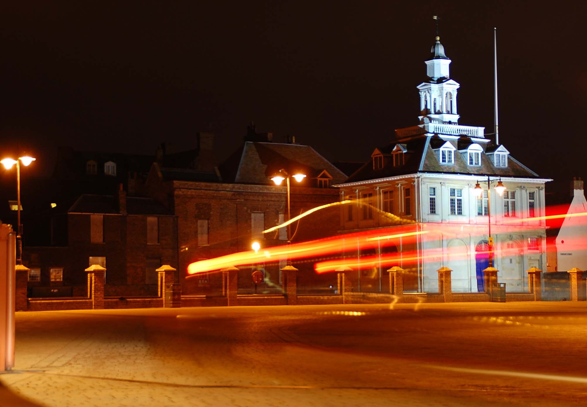 Photograph Customs House, King's Lynn by Bridget Plowright on 500px