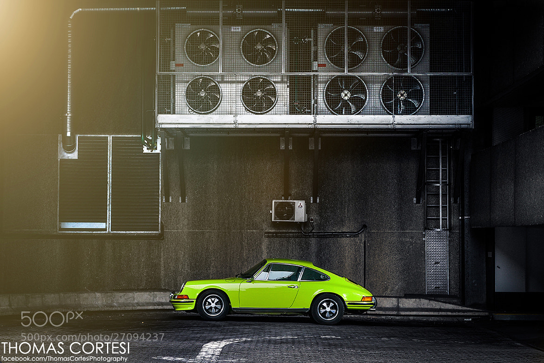 Photograph Porsche 911 2.4 S by Thomas Cortesi on 500px