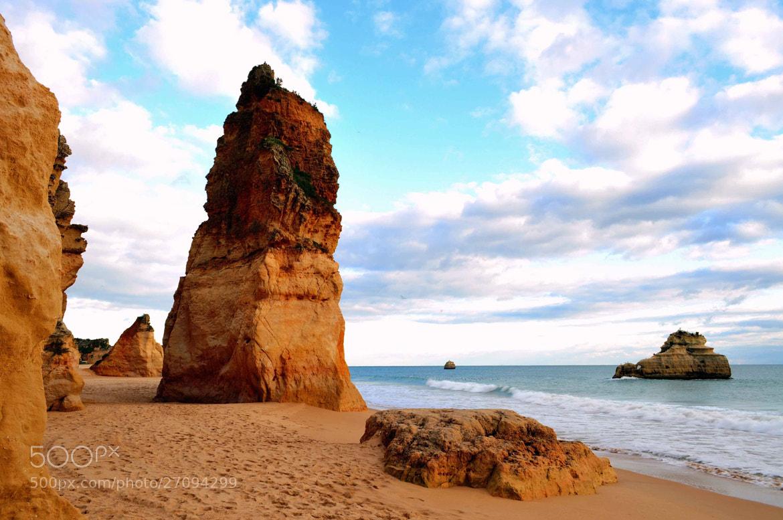 Photograph The rocks by José Eusébio on 500px