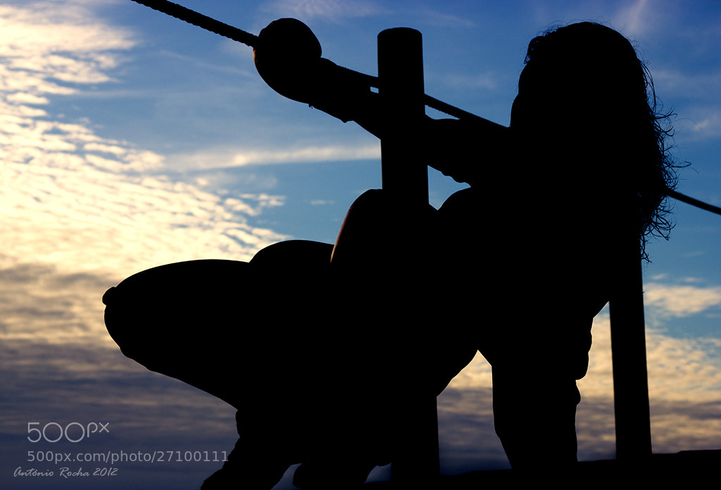 Photograph Fighter by António Rocha on 500px