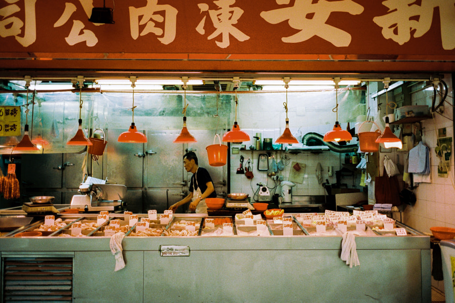 Meat Market by Andrew Curry on 500px.com