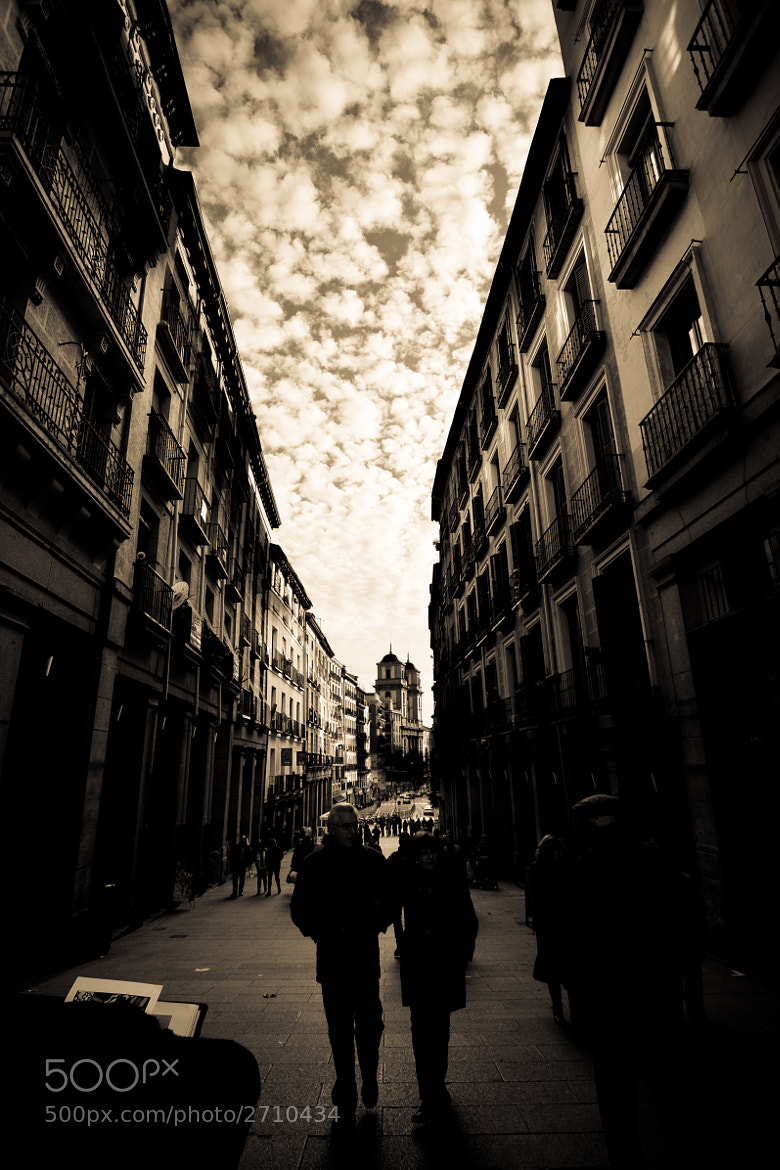 Photograph Madrid by Guille Ibanez on 500px