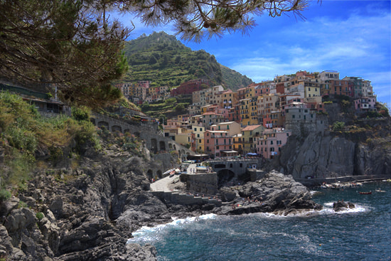 Photograph Cinque Terre by Andew Osterberg on 500px