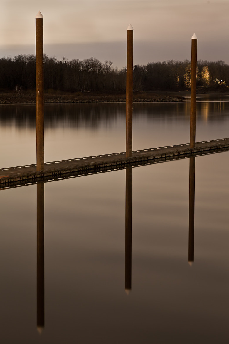 Photograph Three Reflections by Brian Pemberton on 500px