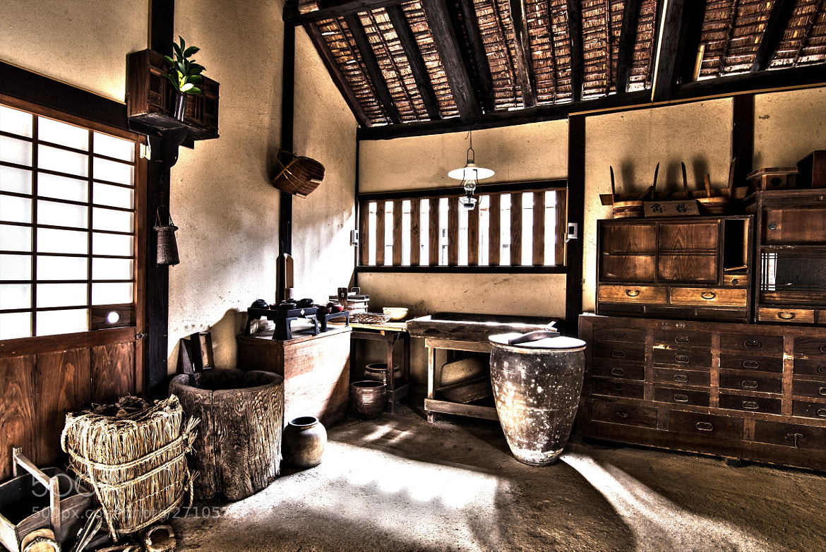 Photograph Samurai's Kitchen by hugh dornan on 500px
