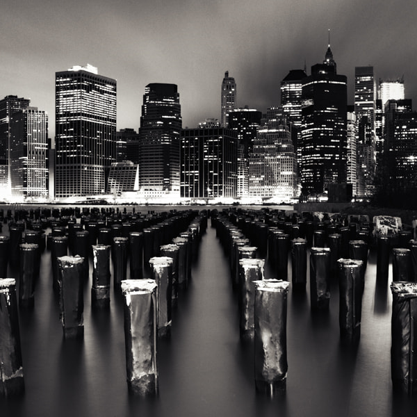 Photograph Financial District III by Mindaugas Gabrenas on 500px