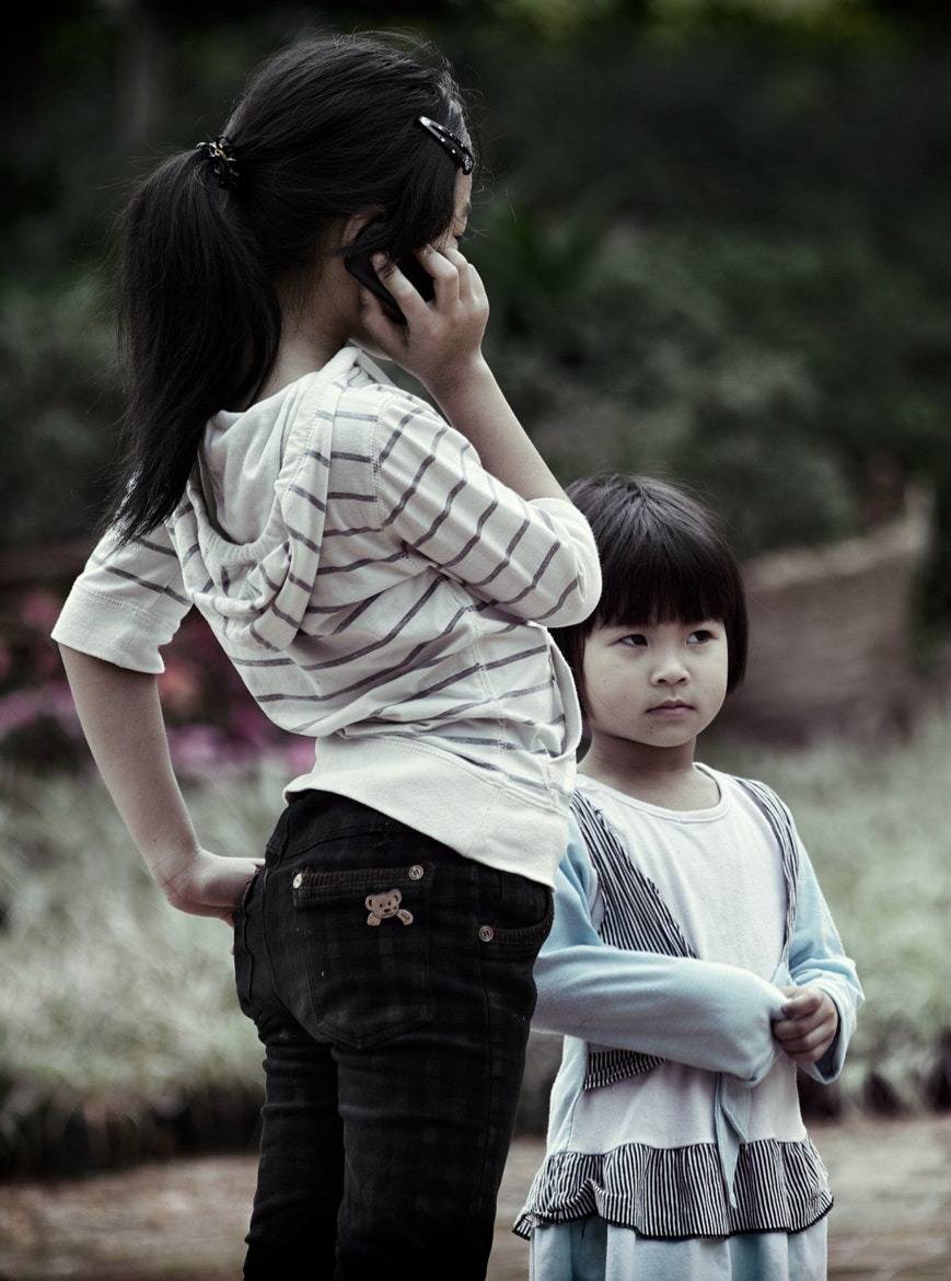 Photograph Kids at Tsuen Wan Park by Luis Aguirre on 500px
