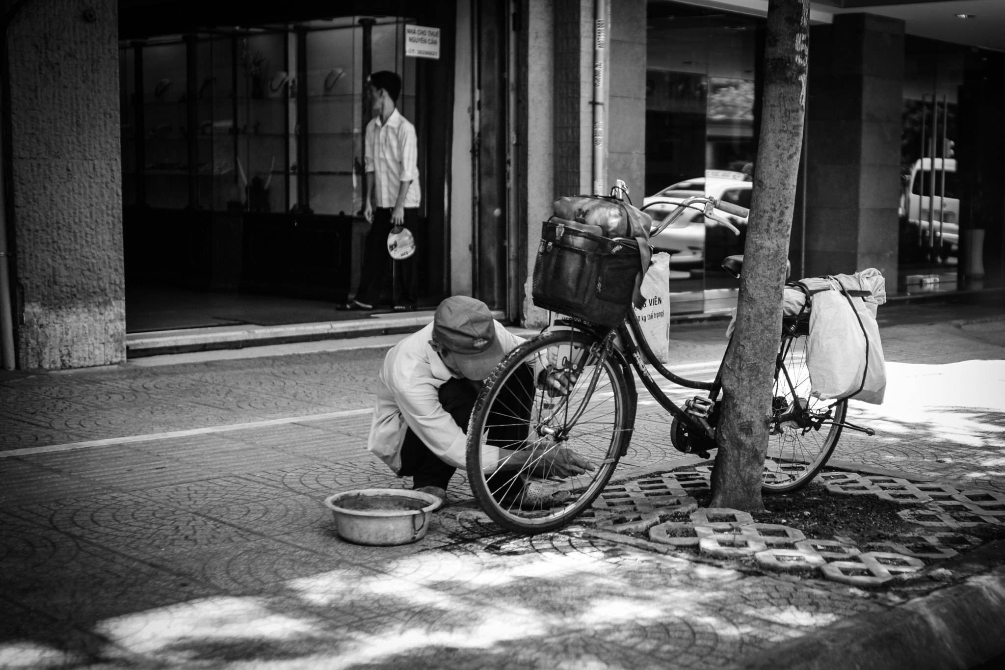 Photograph Bicycle Repair by Tuan Dinh on 500px