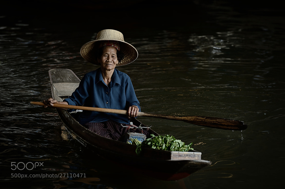 "Photograph Floating Market Series #10 ""Full Length"" by Vichaya Pop on 500px"