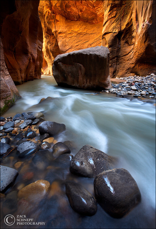Photograph Light of the Narrows by Zack Schnepf on 500px